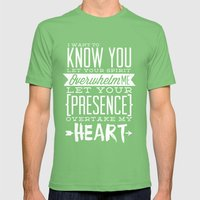 Know You Mens Fitted Tee Grass SMALL