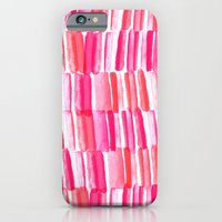 iPhone & iPod Case featuring Hello watercolor by Sara Berrenson