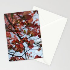 Pink Dogwood Stationery Cards