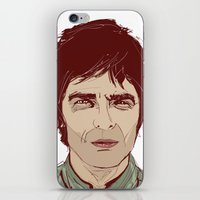 Noel Gallagher iPhone & iPod Skin