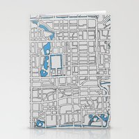 Central Beijing Stationery Cards