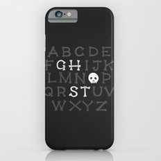 Somethin' strange in your alphabet iPhone 6 Slim Case