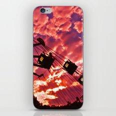 Summer Swing iPhone & iPod Skin