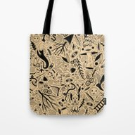 Curious Collection No. 9 Tote Bag