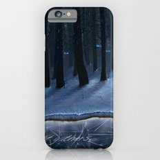 And Now My Watch Begins – Game Of Thrones Fan Art Slim Case iPhone 6s