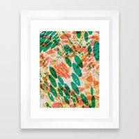 Dream Recordings Framed Art Print