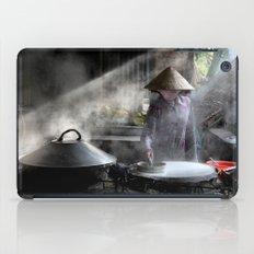 The Rice Noodles Maker   (c) iPad Case