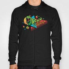 Dino Rollers Logo Hoody