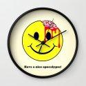 Have a nice apocalypse! Wall Clock