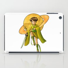 Saturn Princess (Revision) iPad Case