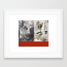 Conscious Alteration Framed Art Print