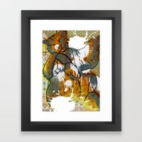 Dreams About Milk  Framed Art Print