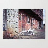 610 Barn #2 Canvas Print