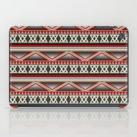 Dark Romance Tribal iPad Case