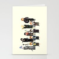 lord of the rings Stationery Cards featuring Lord of the Rings by LOVEMI DESIGN
