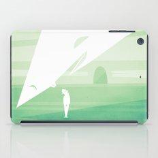 you're bigger in person iPad Case
