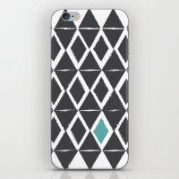 diamond back iPhone & iPod Skin
