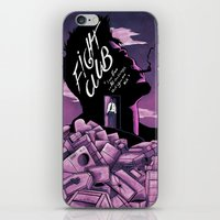 FightClub iPhone & iPod Skin