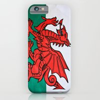 The Welsh Dragon iPhone 6 Slim Case