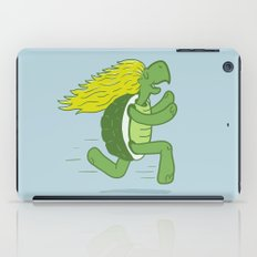 Tortoise and that Hair iPad Case