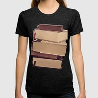 Classics Womens Fitted Tee Tri-Black SMALL