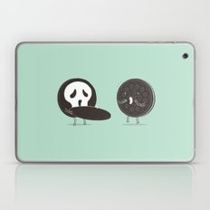 Cookies and Scream Laptop & iPad Skin