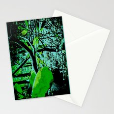 Garden in Eclipse Stationery Cards