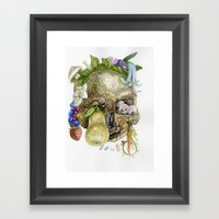 The Spring Framed Art Print