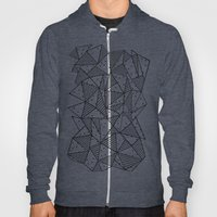Abstract Spots Hoody