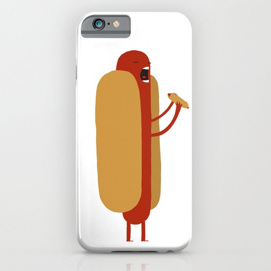 hotdog iPhone & iPod Case
