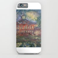 iPhone & iPod Case featuring Old Main by Sara E. Lynch