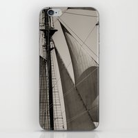 Wind In Your Sails iPhone & iPod Skin