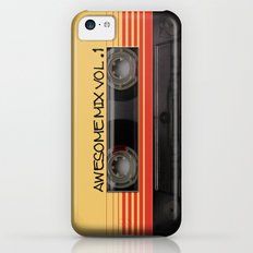 Awesome Mix Vol. 1 iPhone 5c Slim Case