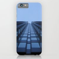 iPhone & iPod Case featuring City fang by H.kanz