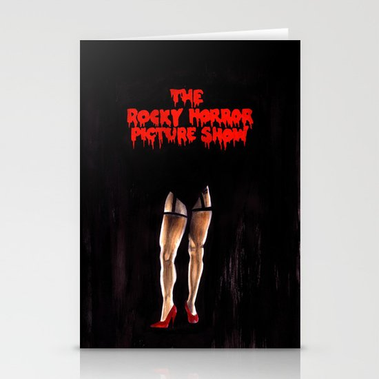The Rocky Horror Picture Show Stationery Card
