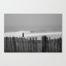 Morning. Brittany, France. Canvas Print