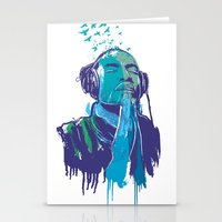 Music 4 Peace Stationery Cards
