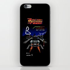 Back to the Videogame iPhone & iPod Skin