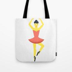 Ballet dancer, beloved The Nutcracker Tote Bag