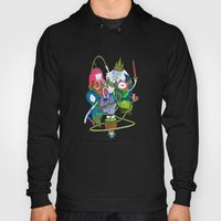 Adventure Time Fan Art C… Hoody