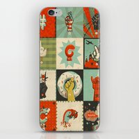 All The SIGNS Of A REVOL… iPhone & iPod Skin