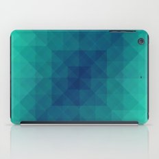 Emerald Dreams iPad Case
