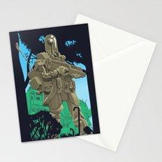 Robotic Warfighter MK.5D (devGrob) Stationery Cards