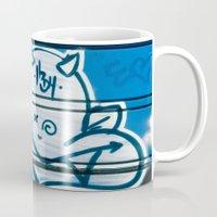 Blue Devil Mug