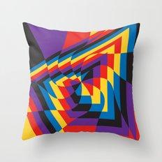 Kill That Noise Throw Pillow