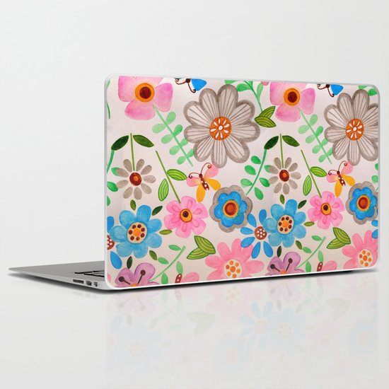 The Garden 2 Laptop & iPad Skin