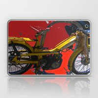 REBEL Laptop & iPad Skin