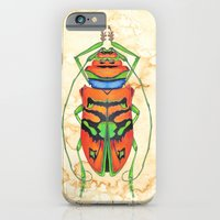 Sternotomis Imperialis iPhone 6 Slim Case