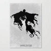 Prisoner of Azkaban Canvas Print