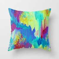 SUGARY GOODNESS - Lovely… Throw Pillow